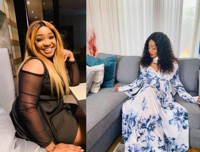 'If you have the balls try me' – Vicky Malo puts Mutale Mwanza and Natasha in their place: Video