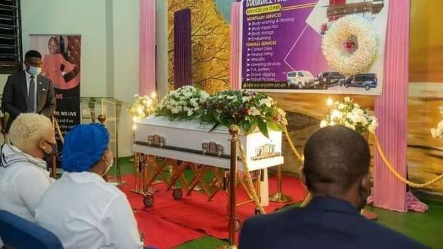 Prophet Bushiri's 8-year-old daughter Israella laid to rest – Photos