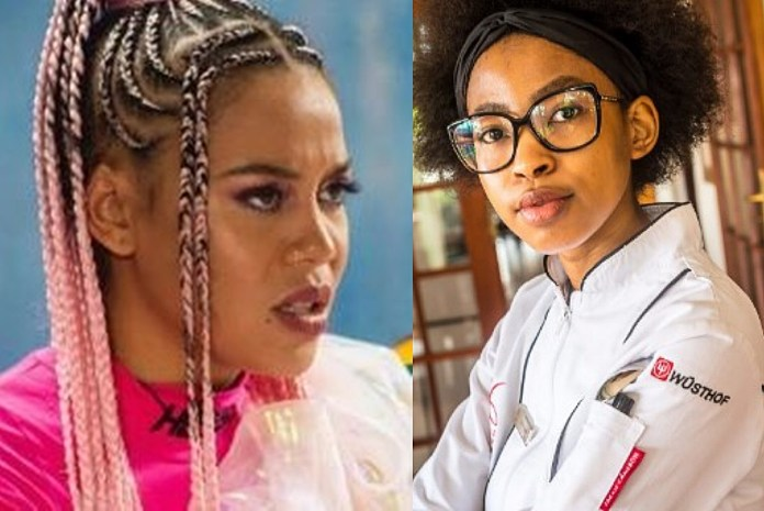 Sho Madjozi was attacked by late Anele Tembe for calling AKA at 1am