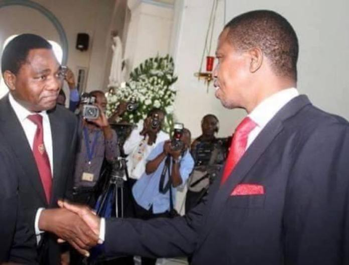 President Lungu urges party supporters to be like him and HH