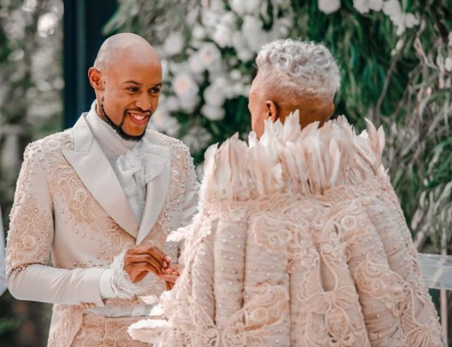 Somizi and Mohale's divorce was obvious