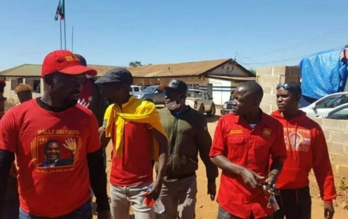 Ruling UPND return cadres to the markets and bus stations