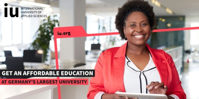 Get a Scholarship for Your Accredited Degree at IU International