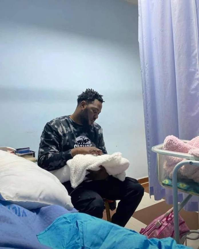 Slapdee welcomes baby number 3