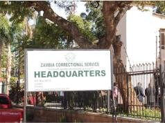 Zambia Correctional Officers