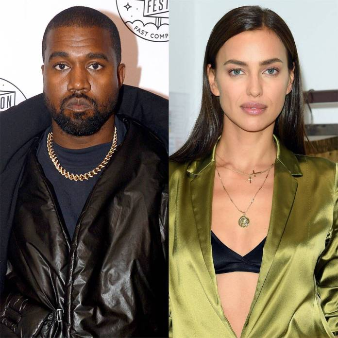 Kanye West and Irina Shayk reportedly call it quits