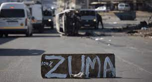 SA deploys military to tackle unrest over jailed ex-president