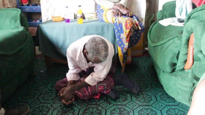 86-year-old paralyzed Mazubuka woman subjected to abuse, found locked up in a room