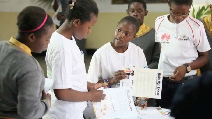 K3 Millions for Interns in Luapula province.