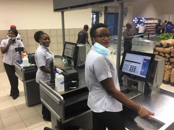 Pick n Pay employees to work on election day
