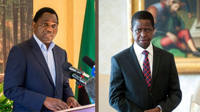 President Edgar Lungu says elections not free and fair