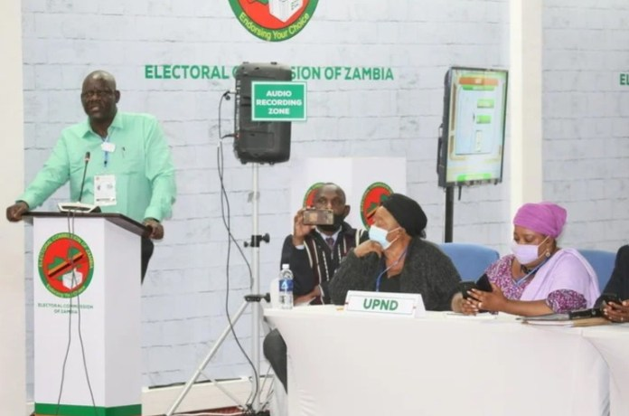 PF Challenges Results from UPND Strongholds,