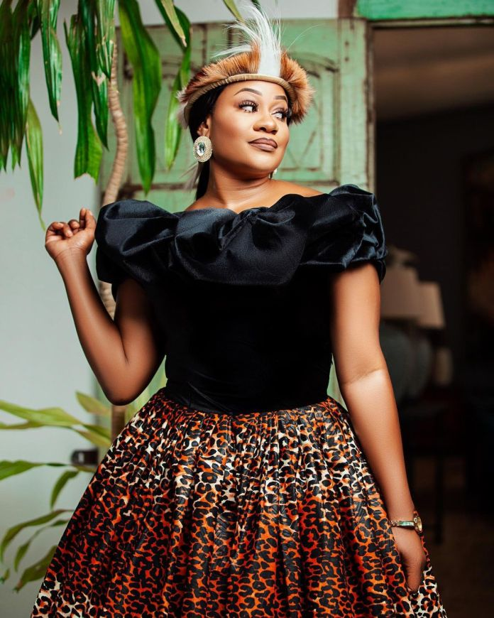 Mutale Mwanza gushes over her tribe