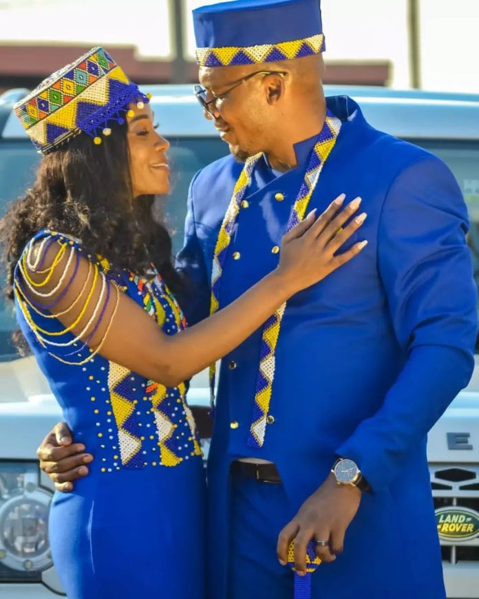 Actor Tumelo Matlala ties the knot