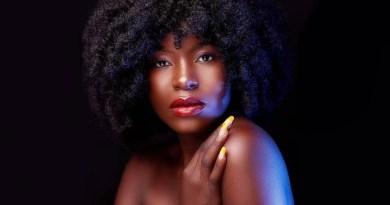 "Suula Smith — ""I am beautiful, I am black, I am African."""
