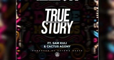 "T-Sean – ""True Story"" (Feat. Sam Kuli & Cactus Agony)"
