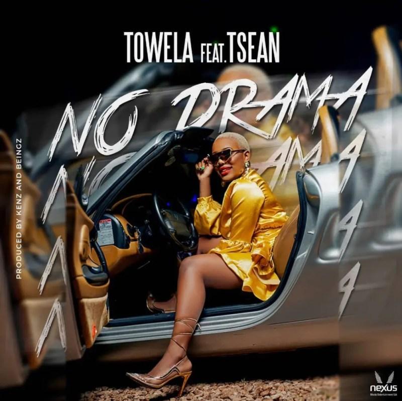 "Towela Kaira – ""No Drama"" (Feat. T-Sean)"