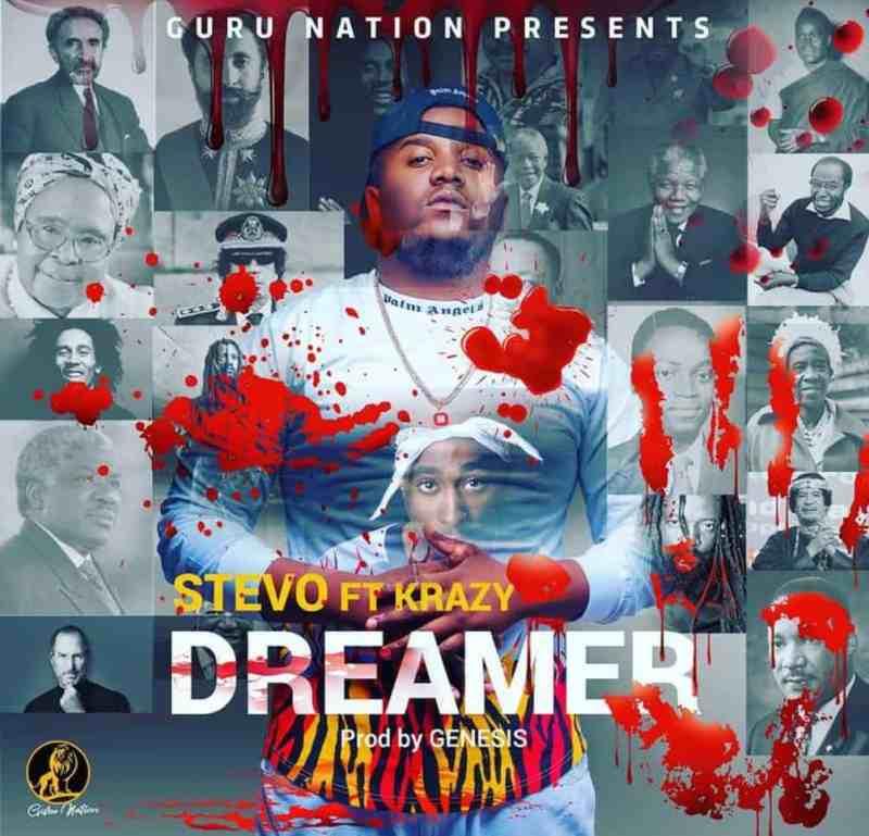 """Stevo - """"Dreamer"""" (Feat. Krazy)"""