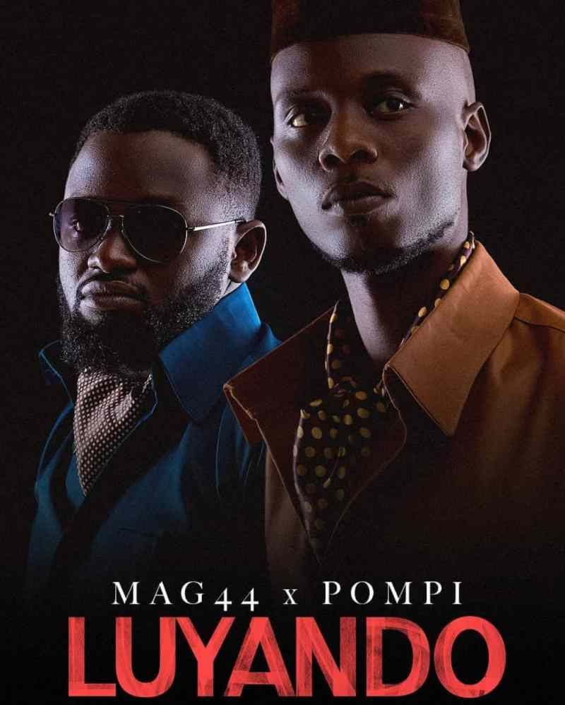 """Watch: Pompi x Mag44 - """"Luyando"""" (Official Music Video)"""