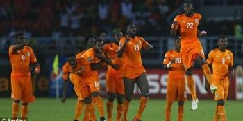 Ivory Coast Win