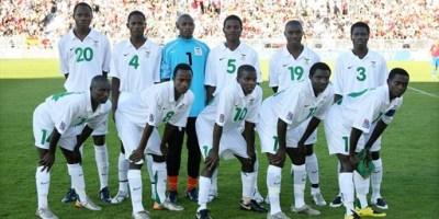 Zambia u20 2007