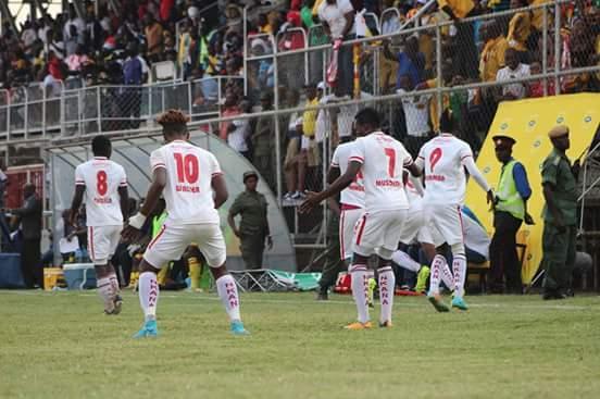 Janza heaps praise on 'Aggressive ' Nkana