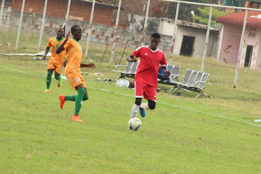 Numba not worried about U20 loss to Zanaco