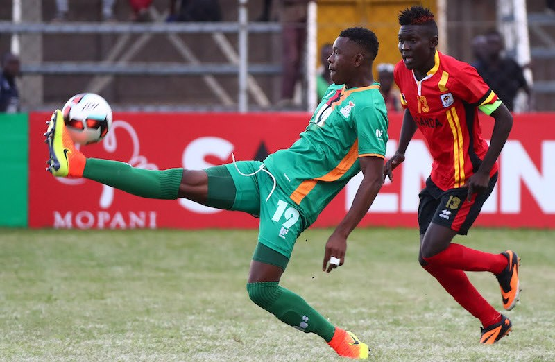 Cosafa U20: Zambia bow out with face saving win over Swaziland