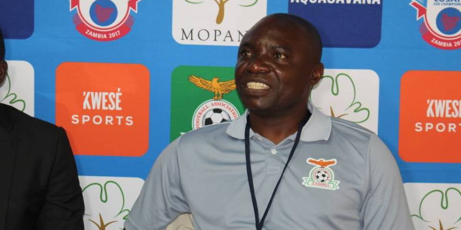 Numba hints on new addition to U20 squad for AFCON | ZamFoot