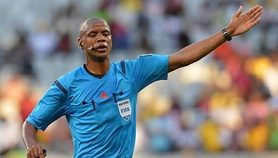 Sikazwe to officiate Belgium World Cup opening game