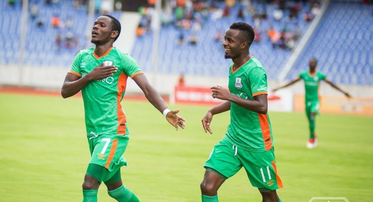 CAF CL: Kambole demolishes Swallows with hat-trick