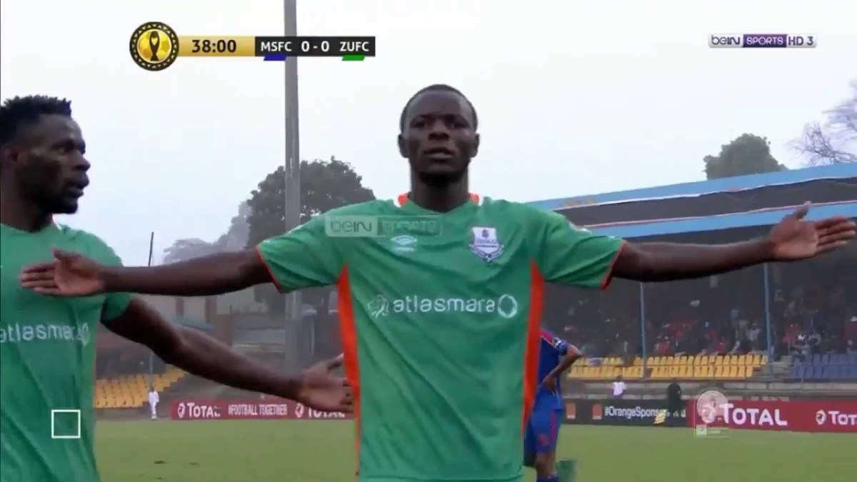 CAF CL Highlights: Mbabane Swallows 0 - 3 Zesco United ( Watch Kambole hat-trick)