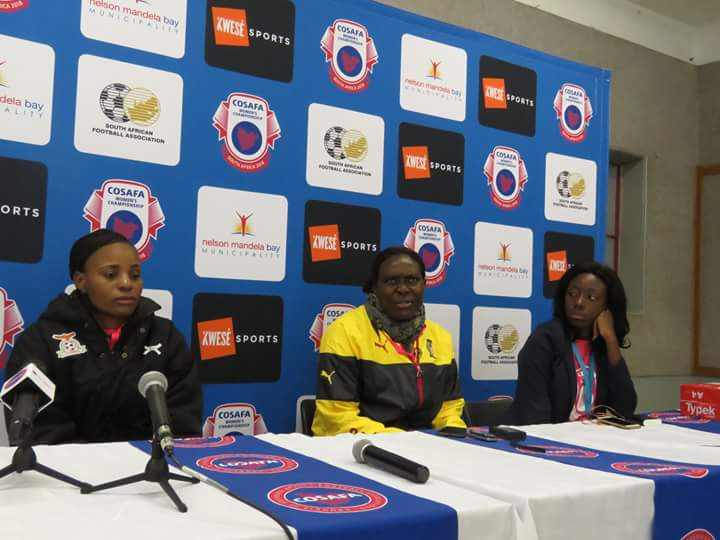 Among takes blame away from referee after loss to Shepolopolo