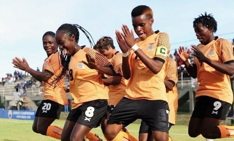 Cosafa: Zambia eye semifinal spot
