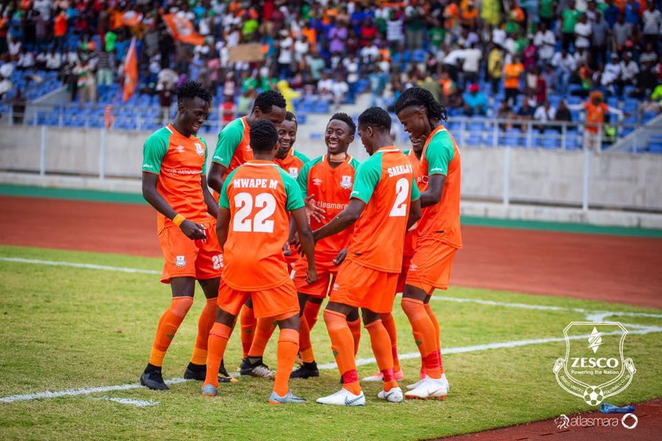 CAF CC: Zesco United beat Kotoko to pave Nkana's way to quarter finals