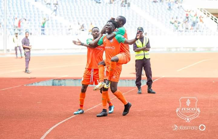 ZESCO UNITED'S CONTINENTAL EXPEDITION SET TO CONTINUE IN SOUTH AFRICA