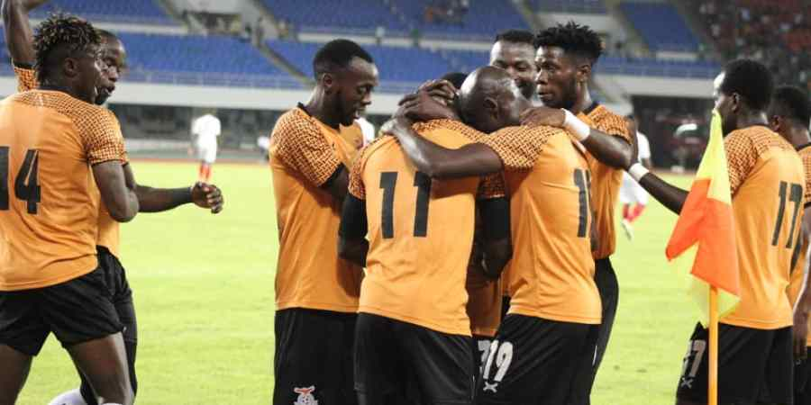 Image result for Zambia 4-1 Namibia