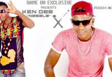 """DOWNLOAD MP3: Ken Dee X Rich Bizzy - """"Nasala"""" (Prod. KenDee)"""
