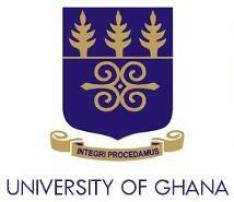 UNIVERSITY OF GHANA FULL ADMISSION LIST, 2021/2022