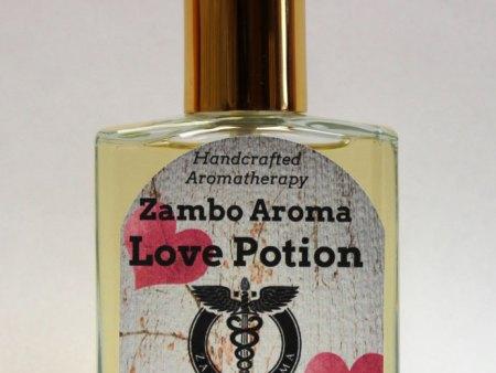 love potion perfume