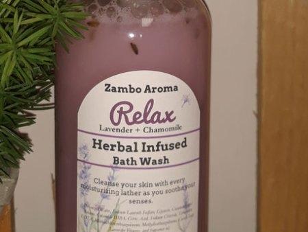lavender bath wash