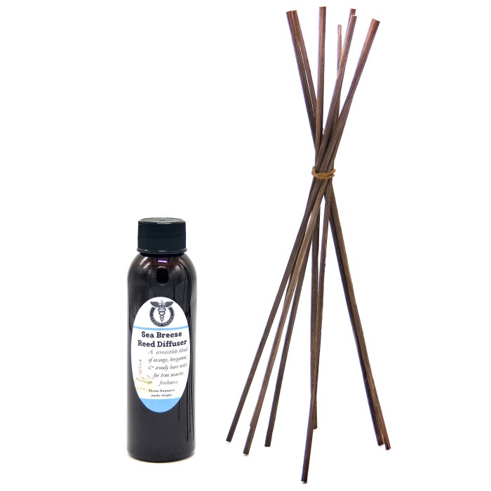 sea breeze reed diffuser oil