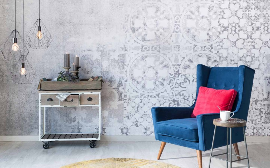 how to remove scuff marks from wallpaper
