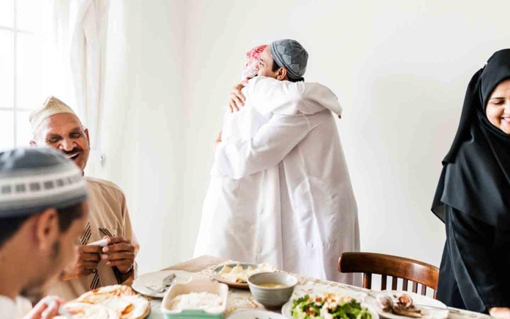 Eid strengthen the family bond