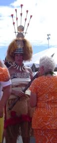 Miss Samoa - 50th Anniversary Independence Day Apia 2012