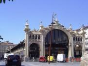 Architecture in Zaragoza Spain