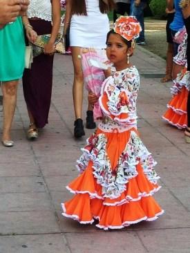 Flamenco in La Linea Spain