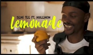 DOWNLOAD MP3: semi tee - lemonade ft ma lemon
