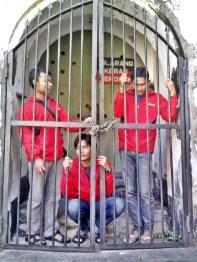 Tahanan Benteng Van Den Bosch