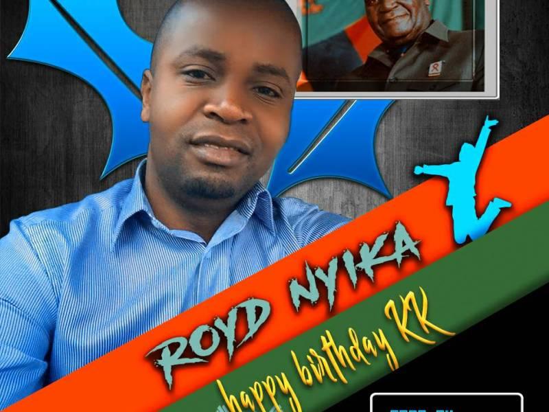 Royd Nyika-happy birthday Kk prod by Jerry fingers